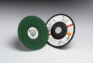 3M™ Green Corps™ Flexible Grinding Wheel, 4-1/2 in. x 1/8 in. x 7/8 in. 36 Grit, 20 pk.