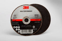 3M™ High Performance Cut-Off Wheel T1, 3 in. x .06 in. x 3/8 in. 25 pk.Liquid error (product-grid-item line 33): comparison of String with 0 failed