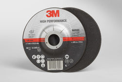 3M™ High Performance Cut-Off Wheel T27, 5 in. x .045 in. x 7/8 in. 25 pk.Liquid error (product-grid-item line 33): comparison of String with 0 failed