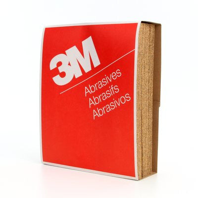 3M™ Paper Sheet 346U, 9 in. x 11 in. 36 Grit, 50 pk.