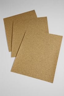 3M™ Paper Sheet 346U, 9 in. x 11 in. 50 Grit, 50 pk.
