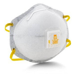 3M™ Particulate Respirator 8516, N95, with Nuisance Level Acid Gas Relief, 80 pk.Liquid error (product-grid-item line 33): comparison of String with 0 failed
