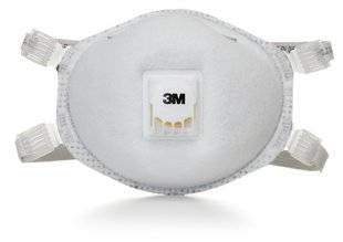 3M™ Particulate Respirator, N95, with Faceseal and Nuisance Level Organic Vapor Relief, 80 pk.Liquid error (line 13): comparison of String with 0 failed