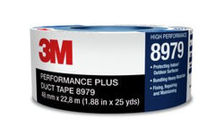 3M™ Performance Plus Duct Tape 8979 Slate Blue, 24 mm x 54.8 m 12.1 mil, 4 pk.Liquid error (product-grid-item line 33): comparison of String with 0 failed
