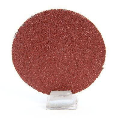 3M™ Roloc™ 361F Coated Aluminum Oxide 3 in. Quick Change Disc 50 Grit, 50 pk.