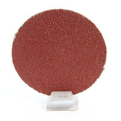 3M™ Roloc™ 361F Coated Aluminum Oxide 3 in. Quick Change Disc 80 Grit, 50 pk.