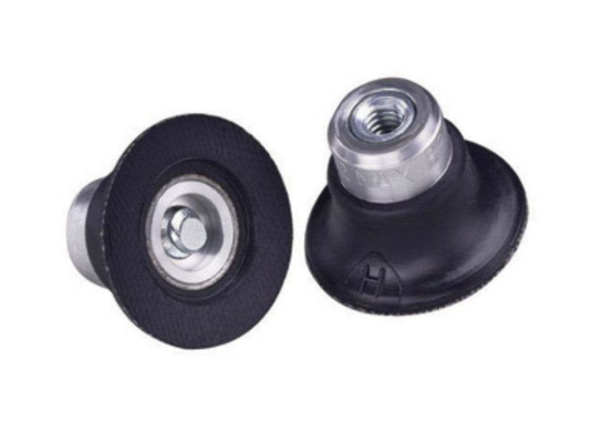 3M™ Roloc™ TS and TSM Medium Black 1-1/2 in. Disc Pad, 1/4-20 Internal Thread Attachment, 5 pk.