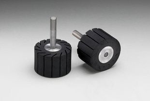 3M™ Rubber Slotted Expander Wheel, 1-1/2 in. x 1 in. 1/4 Diameter ShankLiquid error (line 13): comparison of String with 0 failed