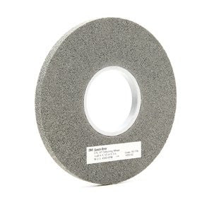 3M™ Scotch-Brite™ EXL-XP Deburring Wheel, 8 in. x 1/2 in. x 3 in. 9S, Fine, 4 pk.