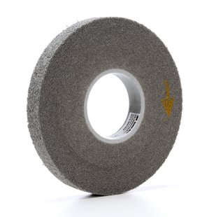 3M™ Scotch-Brite™ EXL Deburring Wheel, 8 in. x 1 in. x 3 in. Fine, 3 pk.