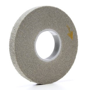 3M™ Scotch-Brite™ EXL Deburring Wheel, 8 in. x 1 in. x 3 in. Medium, 3 pk.