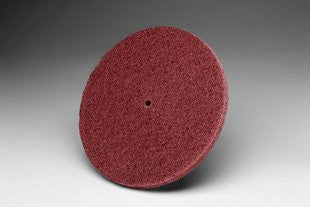 3M™ Scotch-Brite™ High Strength Disc, 6 in. x 1/4 in. A, Very Fine, 20 pk.