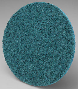 3M™ Scotch-Brite™ Roloc™ Surface Conditioning Disc, 4 in. Very Fine, 25 pk.