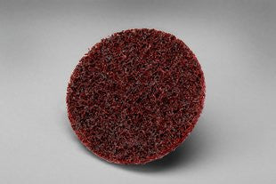 3M™ Scotch-Brite™ Surface Conditioning Disc, 3 in. x NH A, Medium, 25 pk.
