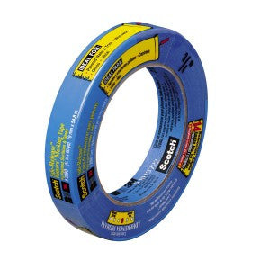 3M™ ScotchBlue™ Painters Tape for Multi-Surfaces 2090, 2 in. Width, 4 pk.