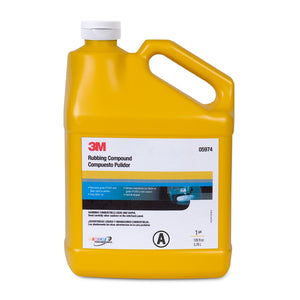 3M™ Rubbing Compound, 1 Gallon