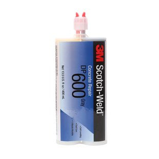 3M™ Scotch-Weld™ Concrete Repair DP600 Gray Self-Leveling, 1.7 oz.