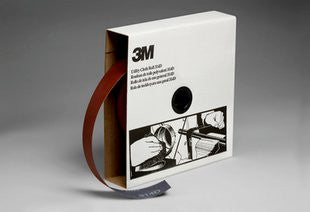 3M™ Utility Cloth Roll 314D, 1-1/2 in. x 50 yd. P80 Grit, 5 pk.Liquid error (line 13): comparison of String with 0 failed