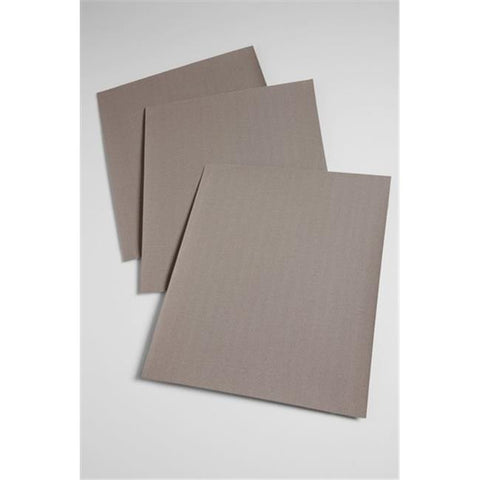 3M™ Utility Cloth Sheet 211K, 9 in. x 11 in. 400 Grit, 50 pk.
