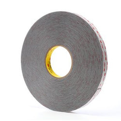 3M™ VHB™ Tape 4941 Gray, 3/4 in. x 36 yd. 45.0 milLiquid error (product-grid-item line 33): comparison of String with 0 failed