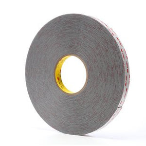 3M™ VHB™ Tape 4941 Gray, 3/4 in. x 36 yd. 45.0 mil