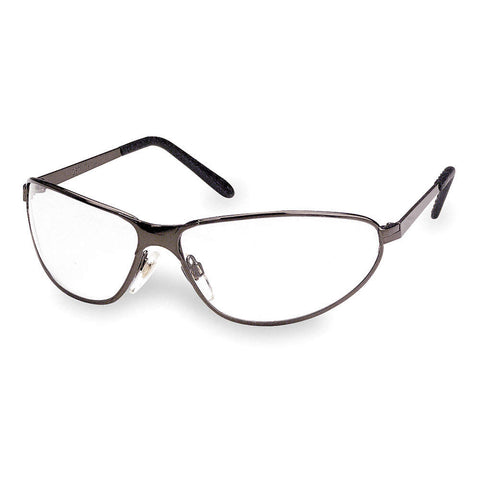 Honeywell Uvex Tomcat® Scratch-Resistant Safety Glasses, Clear Lens Color
