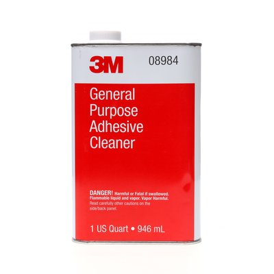 3M™ General Purpose Adhesive Cleaner, 1 Qt.