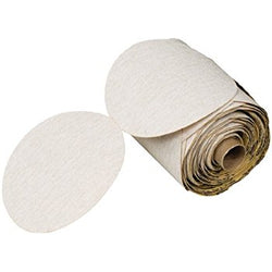 3M™ NX PSA Paper Disc Roll, 5 in. x NH P320 Grit, 100 Discs (1 Roll)Liquid error (product-grid-item line 33): comparison of String with 0 failed
