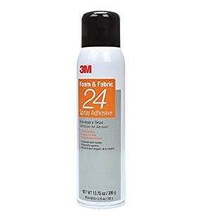 3M™ Foam & Fabric 24 Spray Adhesive Orange, 20 oz.