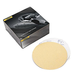 Mirka Bulldog Gold 5 in. Grip Disc 320 Grit, 50 pk.Liquid error (product-grid-item line 33): comparison of String with 0 failed