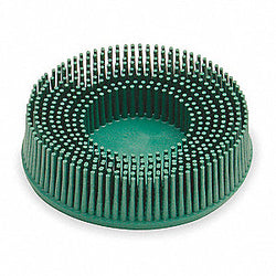 3M™ Scotch-Brite™ Roloc™ Bristle Disc, 3 in. x 5/8 tapered, 50 GritLiquid error (product-grid-item line 33): comparison of String with 0 failed