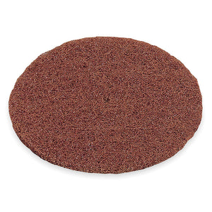 "6"" Fiber Disc, Aluminum Oxide, 240-360 Grit, 1/2"", Non-Woven, High Strength, 70 pk."