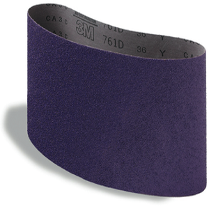 3M™ 761D Coated Sanding Belt, 3 in. x 24 in. 60 Grit, 5 pk.