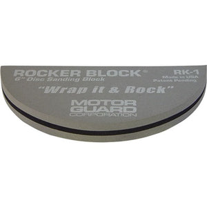 Motor Guard Rocker Block for 6 in. Disc Sanding Block