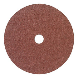 "Mercer 4"" x 5/8"" Resin Fibre Disc, 50 Grit, 25 pk.Liquid error (product-grid-item line 33): comparison of String with 0 failed"