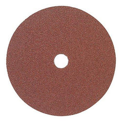 "Mercer 5"" x 7/8"" Resin Fibre Disc, 36 Grit, 25 pk.Liquid error (product-grid-item line 33): comparison of String with 0 failed"