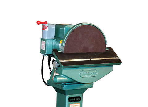 "Burr King 12"" Disc Grinder, Model: 12"