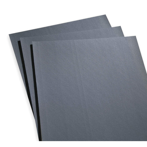 "Norton 11"" Sanding Sheet, Medium Grade, 80 Grit, T461, 250 pk."