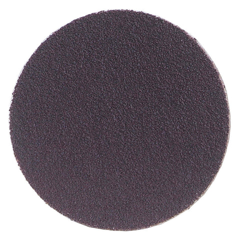 "Norton 12"" PSA Sanding Disc, 40 Grit, Coarse, Coated, No Hole, Aluminum Oxide, R228, 25 pk."
