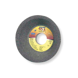 "Norton 6"" Type 11 Aluminum Oxide Flaring Cup Grinding Wheel, 1-1/4"" Arbor, 2"" Thick, 60 Grit, KLiquid error (product-grid-item line 33): comparison of String with 0 failed"