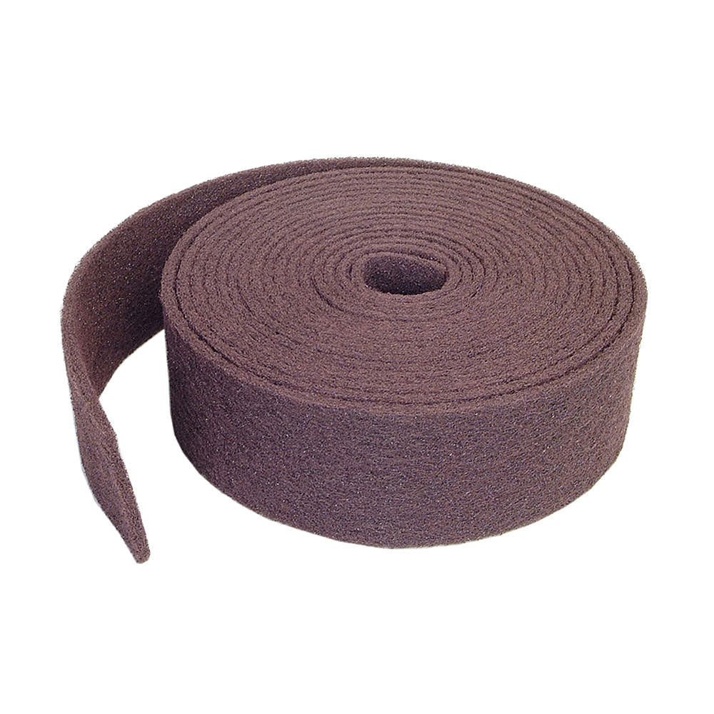 Norton Abrasive Roll, 6 in. x 30 ft. 180 to 360 Grit, 3 pk.