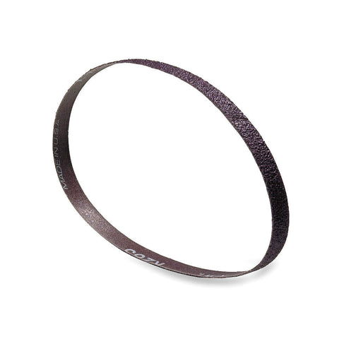 "Norton Sanding Belt, 20-1/2"" Length, 3/4"" Width, Zirconia Alumina, 120 Grit, Medium, Coated, R823P BlueFire, 50 pk."