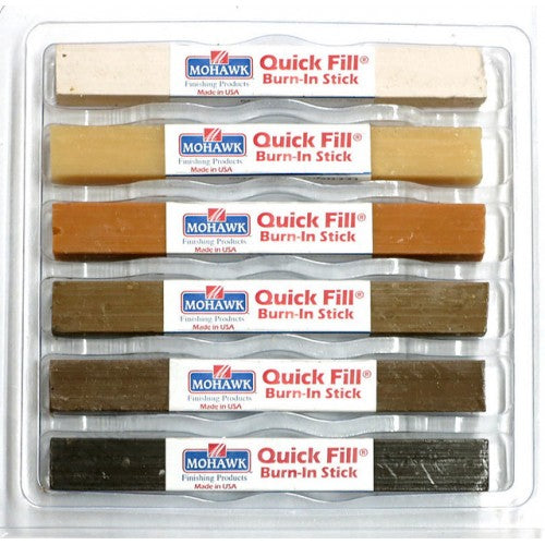 Quick Fill® Burn-In Sticks