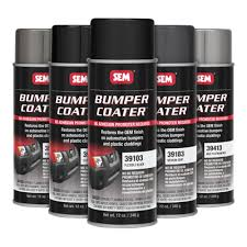SEM Bumper Coater™ Medium Smoke, 12 oz.