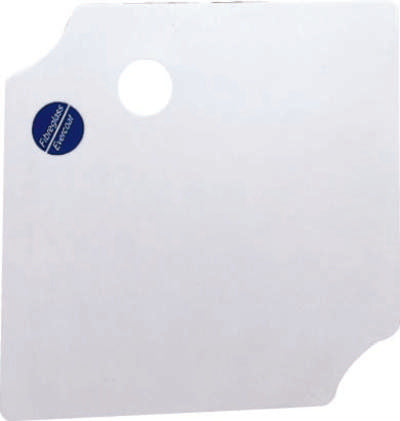 High Teck Chemical Resistant Mixing Sheets, 100 Sheets