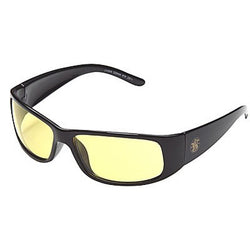 Smith & Wesson Elite Safety Glasses with Black Frame and Amber Anti-Fog LensLiquid error (product-grid-item line 33): comparison of String with 0 failed