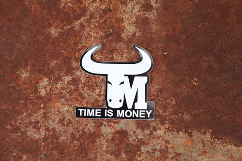 DECALS – Time is Money
