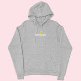 BANANCIAGA- Organic Embroidered Unisex Hoodie
