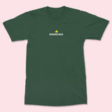 BANANCIAGA- Embroidered Unisex T-Shirt