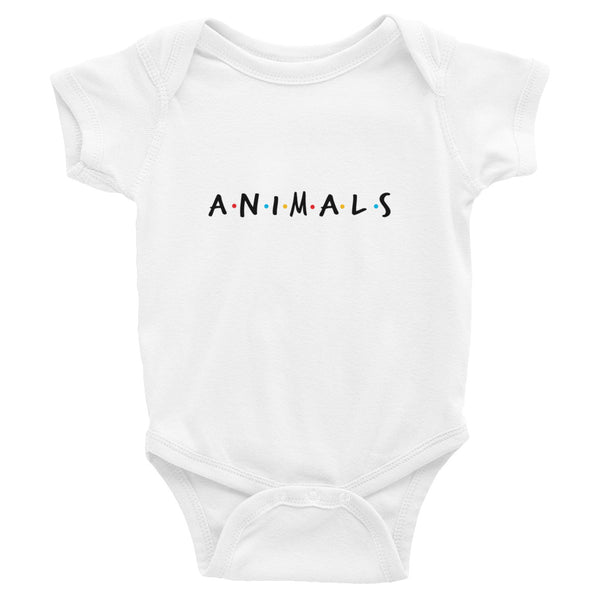 Animals- Baby Onesie